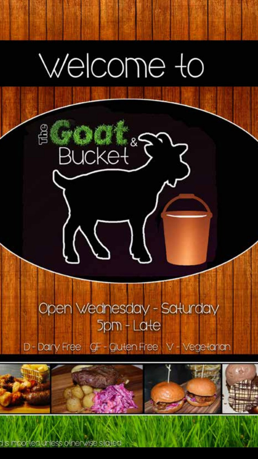 Goat And Bucket Alice Springs